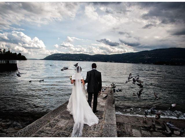 Le nozze di Sarah e David