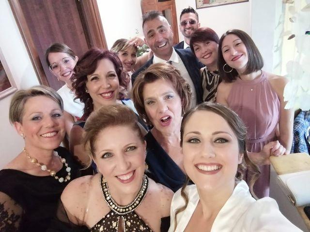 Il matrimonio di Salvatore e Lisa a Mazzarino, Caltanissetta 1