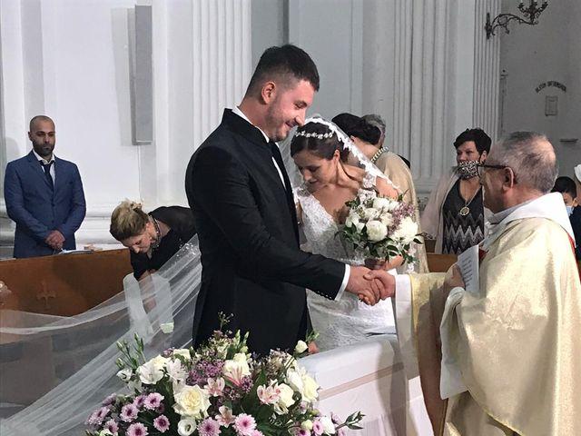 Il matrimonio di Salvatore e Lisa a Mazzarino, Caltanissetta 4