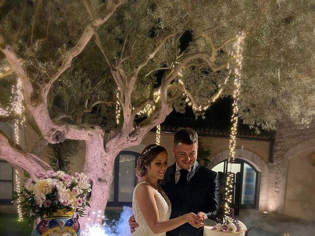 Il matrimonio di Salvatore e Lisa a Mazzarino, Caltanissetta 7