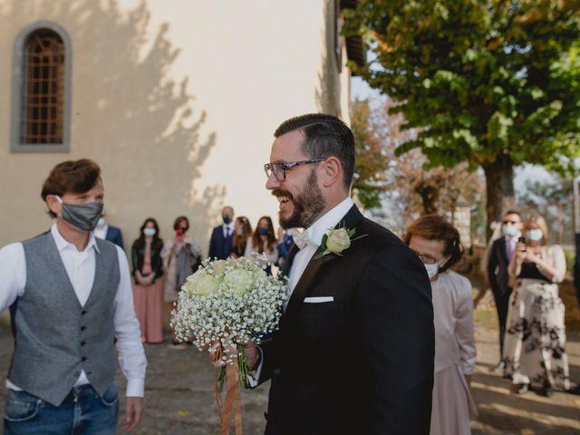 Il matrimonio di Nicola e Federica a Coccaglio, Brescia 11