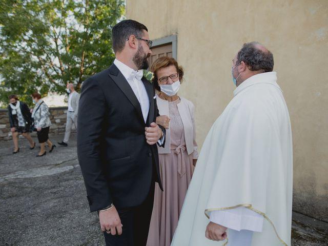 Il matrimonio di Nicola e Federica a Coccaglio, Brescia 12