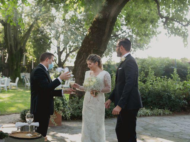 Il matrimonio di Nicola e Federica a Coccaglio, Brescia 22