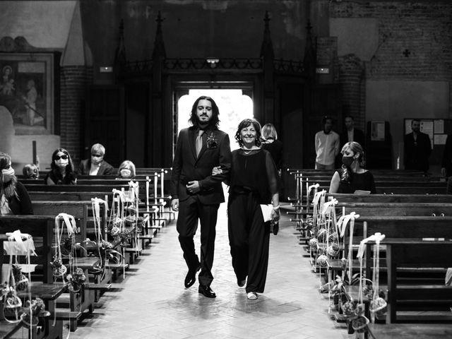 Il matrimonio di Giuseppe e Veronica a Novara, Novara 39