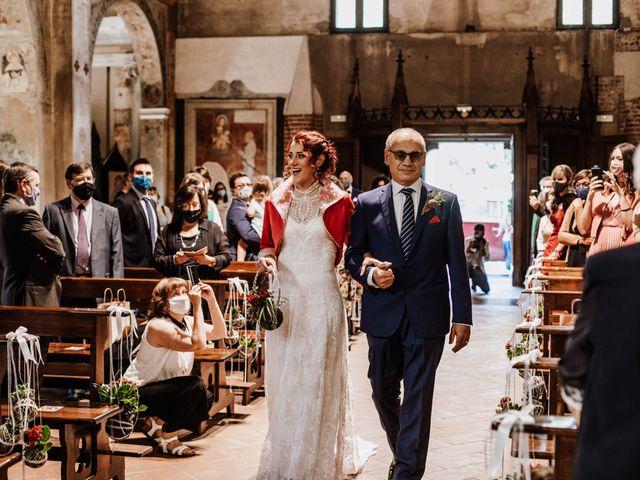 Il matrimonio di Giuseppe e Veronica a Novara, Novara 44