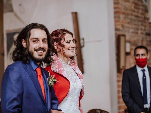 Il matrimonio di Giuseppe e Veronica a Novara, Novara 45