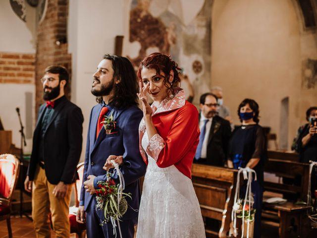 Il matrimonio di Giuseppe e Veronica a Novara, Novara 46