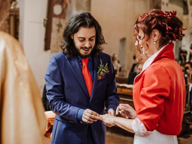 Il matrimonio di Giuseppe e Veronica a Novara, Novara 52