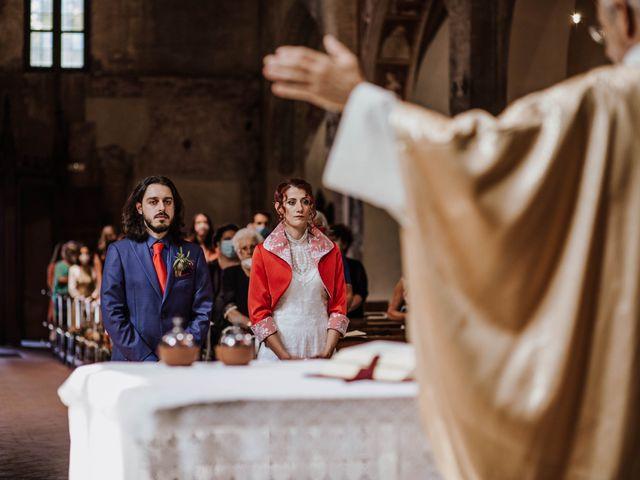 Il matrimonio di Giuseppe e Veronica a Novara, Novara 54