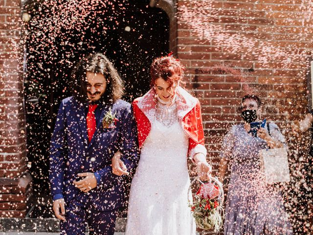 Il matrimonio di Giuseppe e Veronica a Novara, Novara 57