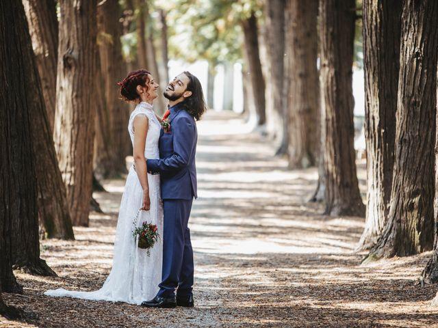 Il matrimonio di Giuseppe e Veronica a Novara, Novara 58