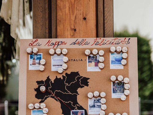 Il matrimonio di Giuseppe e Veronica a Novara, Novara 85