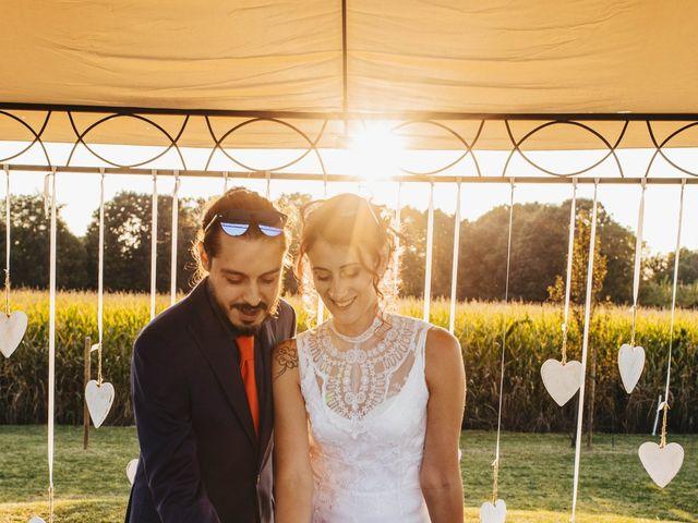 Il matrimonio di Giuseppe e Veronica a Novara, Novara 100