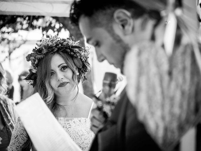 Il matrimonio di Karen e Davide a Gerbole di Volvera, Torino 17