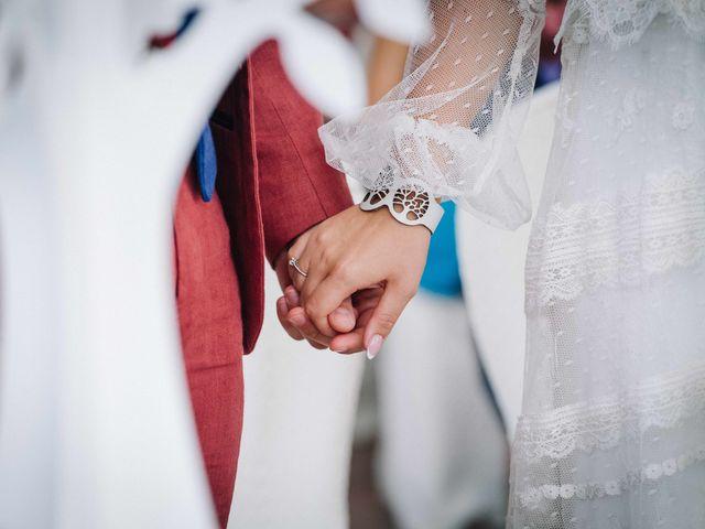 Il matrimonio di Karen e Davide a Gerbole di Volvera, Torino 18