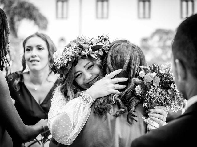 Il matrimonio di Karen e Davide a Gerbole di Volvera, Torino 19