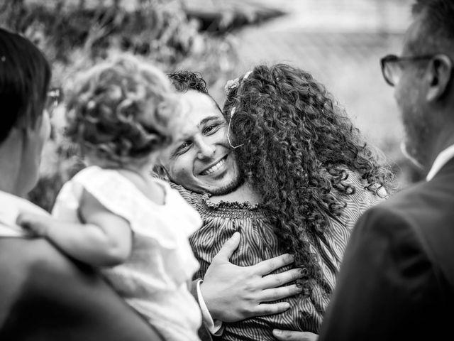 Il matrimonio di Karen e Davide a Gerbole di Volvera, Torino 20