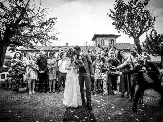 Il matrimonio di Karen e Davide a Gerbole di Volvera, Torino 21