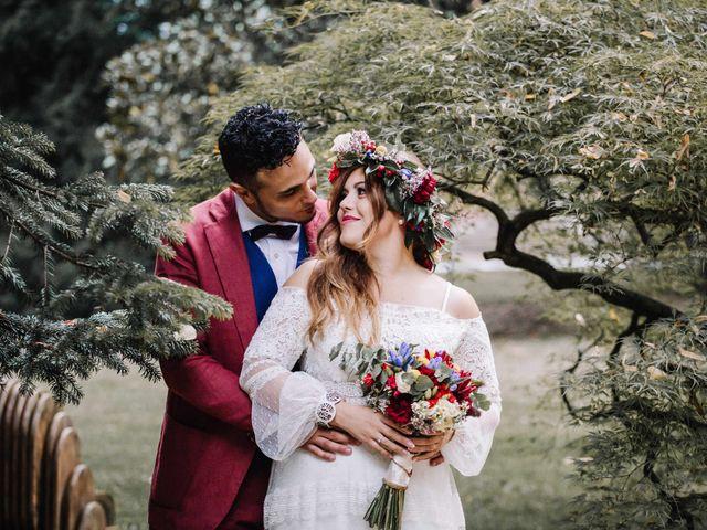 Il matrimonio di Karen e Davide a Gerbole di Volvera, Torino 23