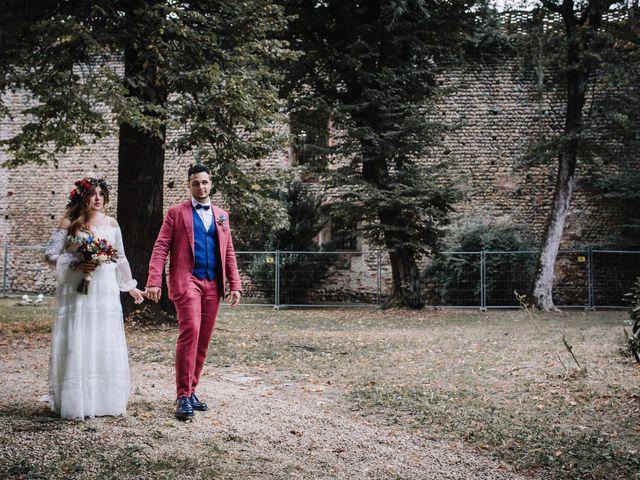 Il matrimonio di Karen e Davide a Gerbole di Volvera, Torino 24