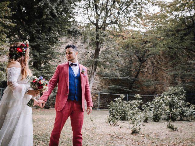 Il matrimonio di Karen e Davide a Gerbole di Volvera, Torino 25