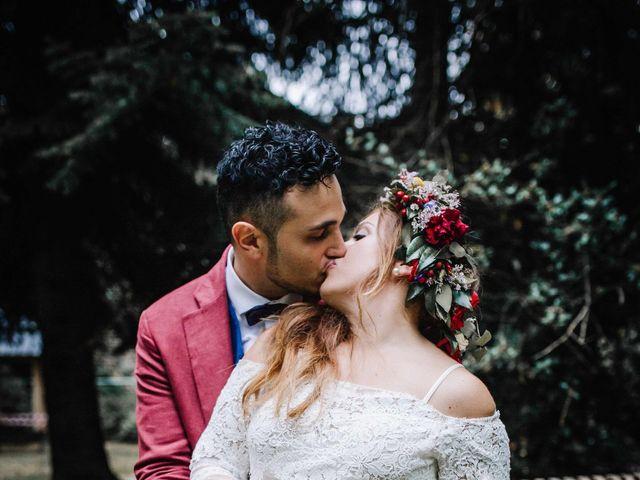 Il matrimonio di Karen e Davide a Gerbole di Volvera, Torino 28