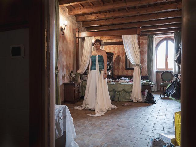 Il matrimonio di Marco e Emanuela a Godiasco, Pavia 19