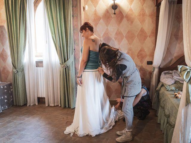 Il matrimonio di Marco e Emanuela a Godiasco, Pavia 22