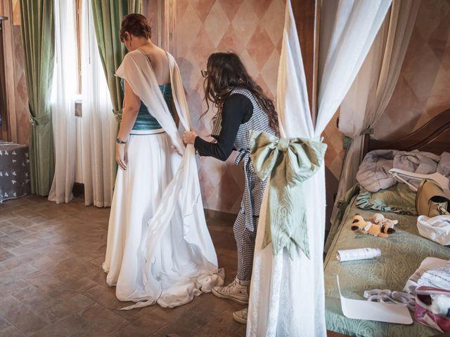 Il matrimonio di Marco e Emanuela a Godiasco, Pavia 23