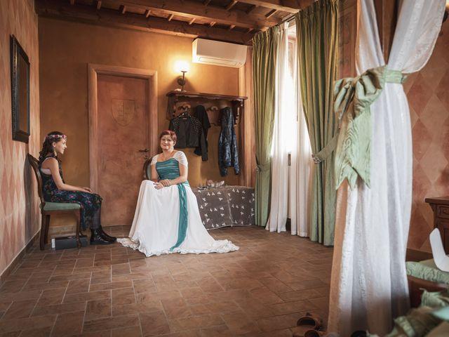 Il matrimonio di Marco e Emanuela a Godiasco, Pavia 25