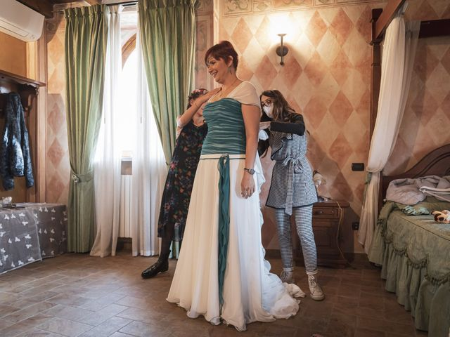 Il matrimonio di Marco e Emanuela a Godiasco, Pavia 27