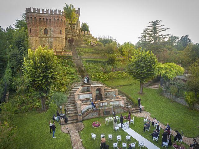 Il matrimonio di Marco e Emanuela a Godiasco, Pavia 39