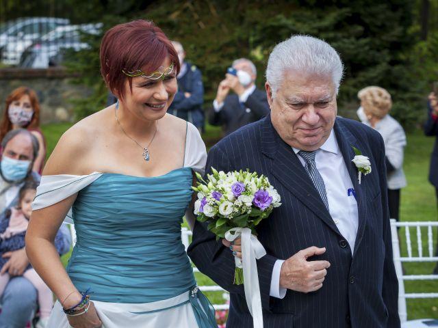 Il matrimonio di Marco e Emanuela a Godiasco, Pavia 40