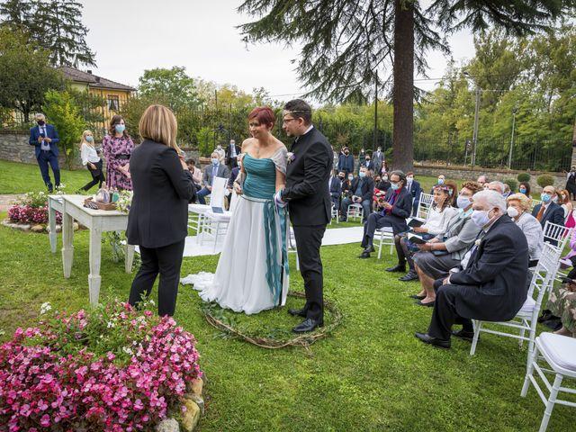 Il matrimonio di Marco e Emanuela a Godiasco, Pavia 47