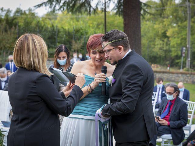Il matrimonio di Marco e Emanuela a Godiasco, Pavia 48