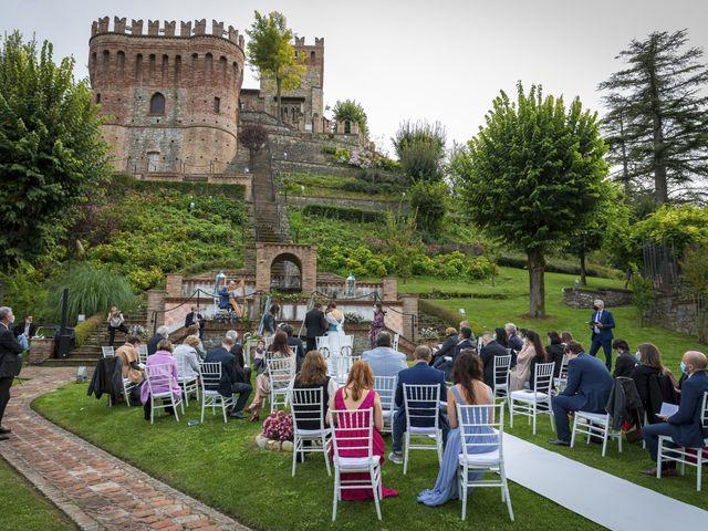 Il matrimonio di Marco e Emanuela a Godiasco, Pavia 49
