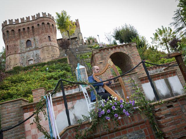 Il matrimonio di Marco e Emanuela a Godiasco, Pavia 50