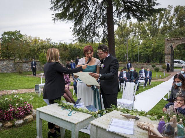 Il matrimonio di Marco e Emanuela a Godiasco, Pavia 51