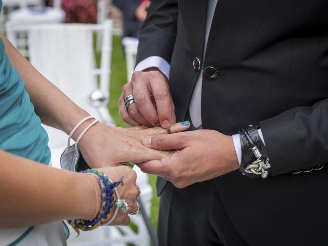 Il matrimonio di Marco e Emanuela a Godiasco, Pavia 54