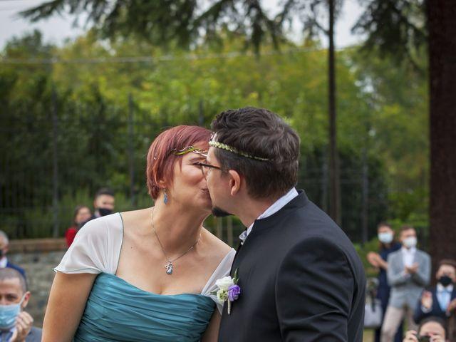 Il matrimonio di Marco e Emanuela a Godiasco, Pavia 56