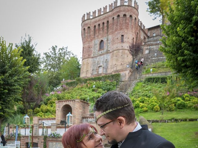 Il matrimonio di Marco e Emanuela a Godiasco, Pavia 58