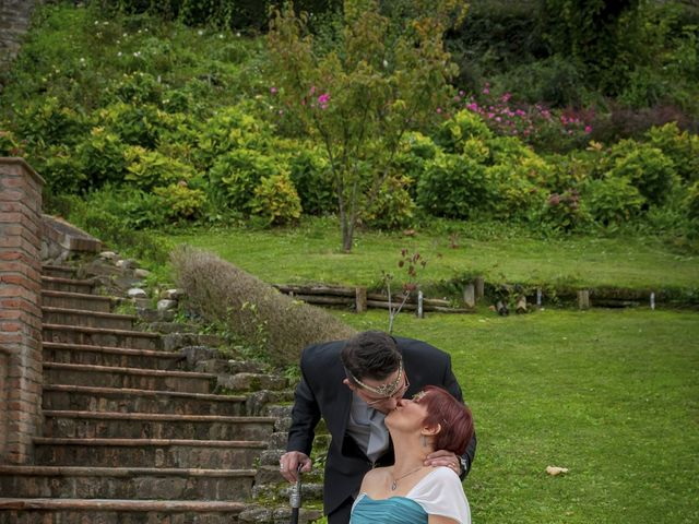 Il matrimonio di Marco e Emanuela a Godiasco, Pavia 60