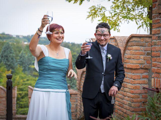 Il matrimonio di Marco e Emanuela a Godiasco, Pavia 65