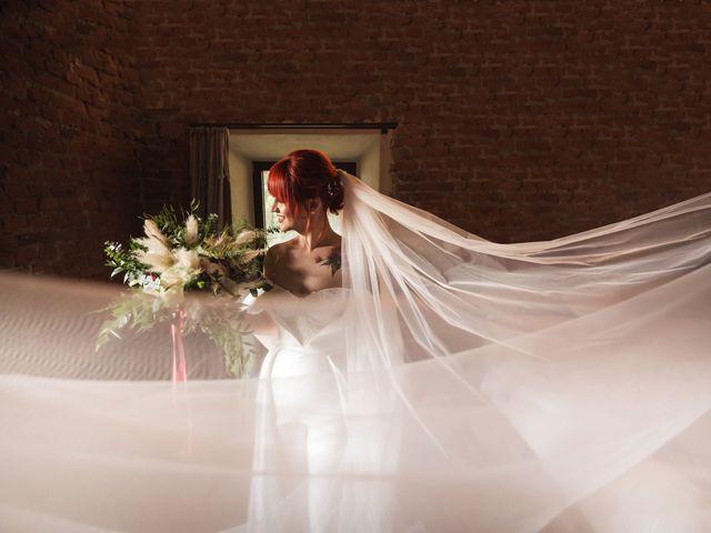 Il matrimonio di Vasile e Daniela a Buttigliera Alta, Torino 10