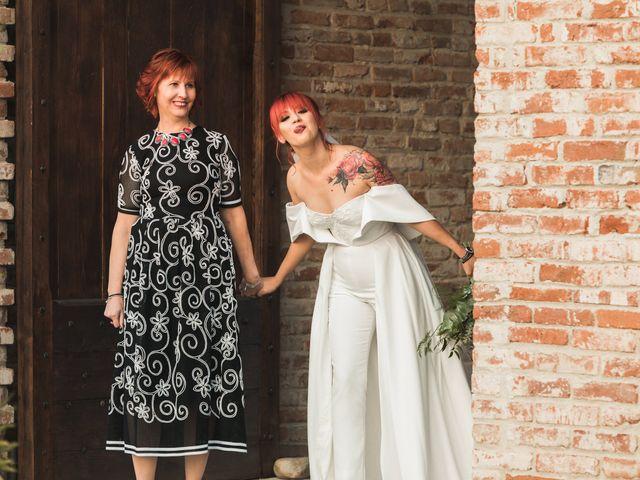 Il matrimonio di Vasile e Daniela a Buttigliera Alta, Torino 24