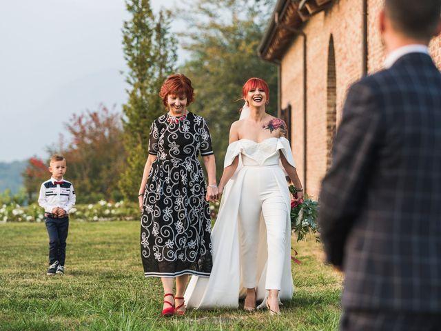 Il matrimonio di Vasile e Daniela a Buttigliera Alta, Torino 26