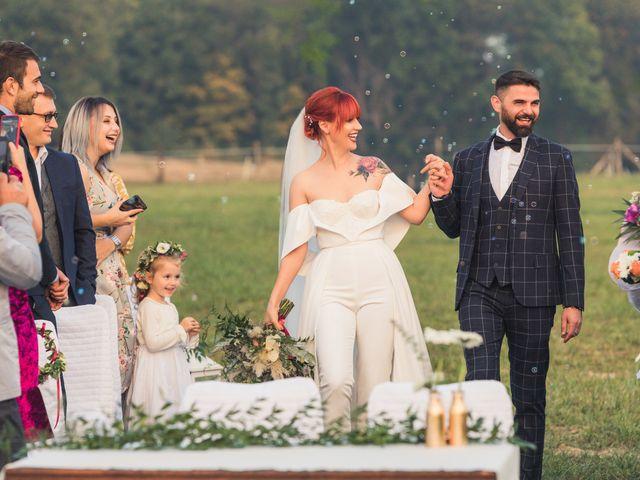 Il matrimonio di Vasile e Daniela a Buttigliera Alta, Torino 29