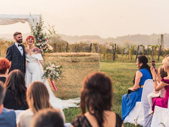 Il matrimonio di Vasile e Daniela a Buttigliera Alta, Torino 30