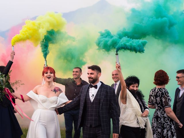 Il matrimonio di Vasile e Daniela a Buttigliera Alta, Torino 2