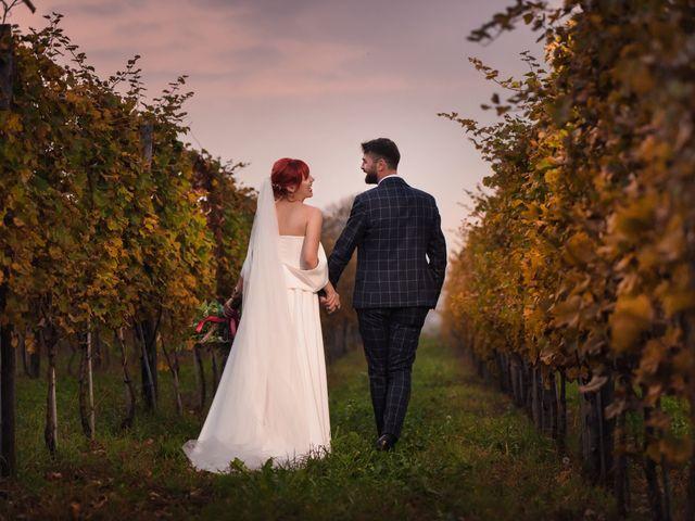 Il matrimonio di Vasile e Daniela a Buttigliera Alta, Torino 33